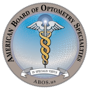 American Board of Optometry Specialties Logo